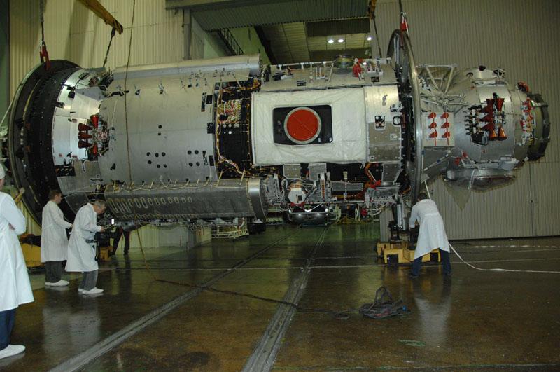 Запуск модуля «Наука» к МКС могут отменить из-за неполадок - 1