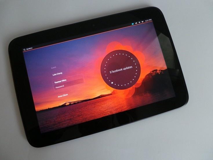 Ubuntu Touch больше не существует