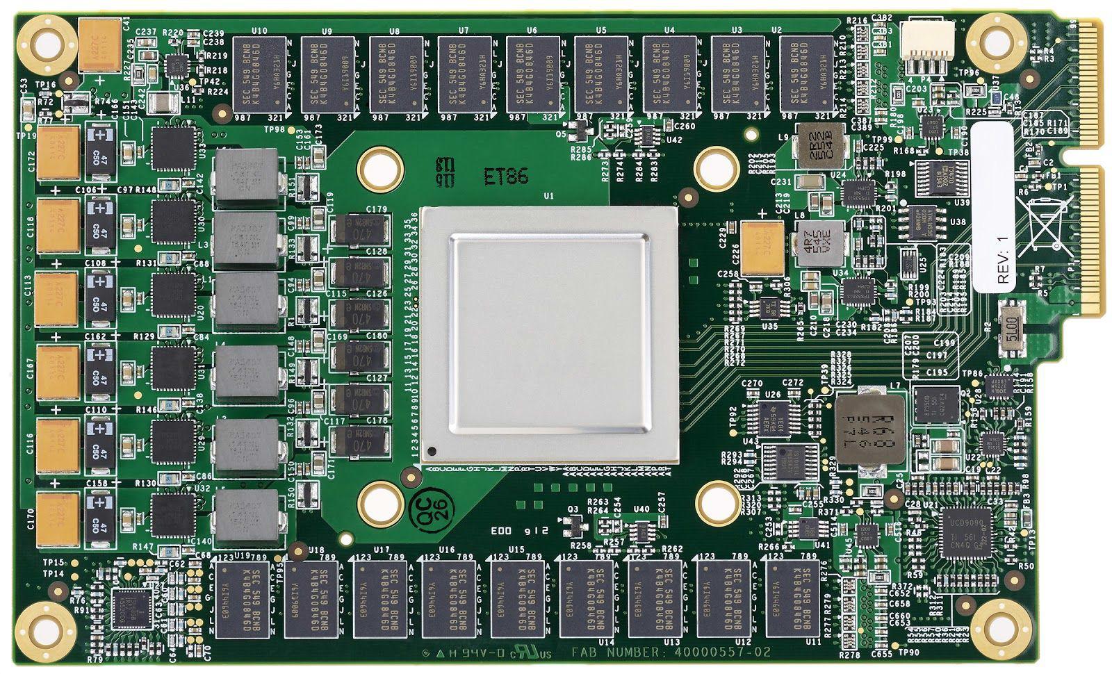 Специализированный ASIC от Google для машинного обучения в десятки раз быстрее GPU - 1