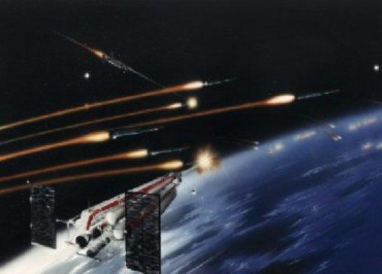 Ученые выступили за милитаризацию космоса