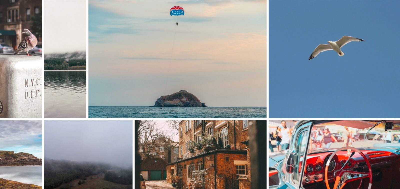 CSS Grid Layout for Image Gallery