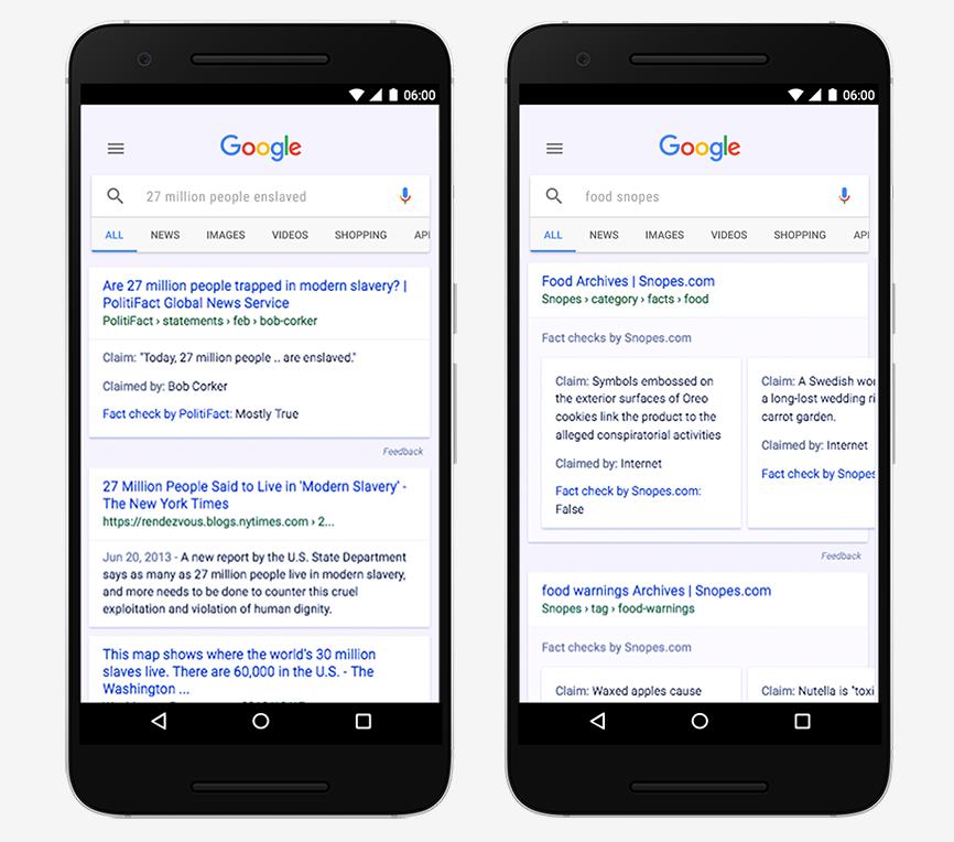 Google Fact Check: Цензура, Манипуляция или Защита от лжи? - 1