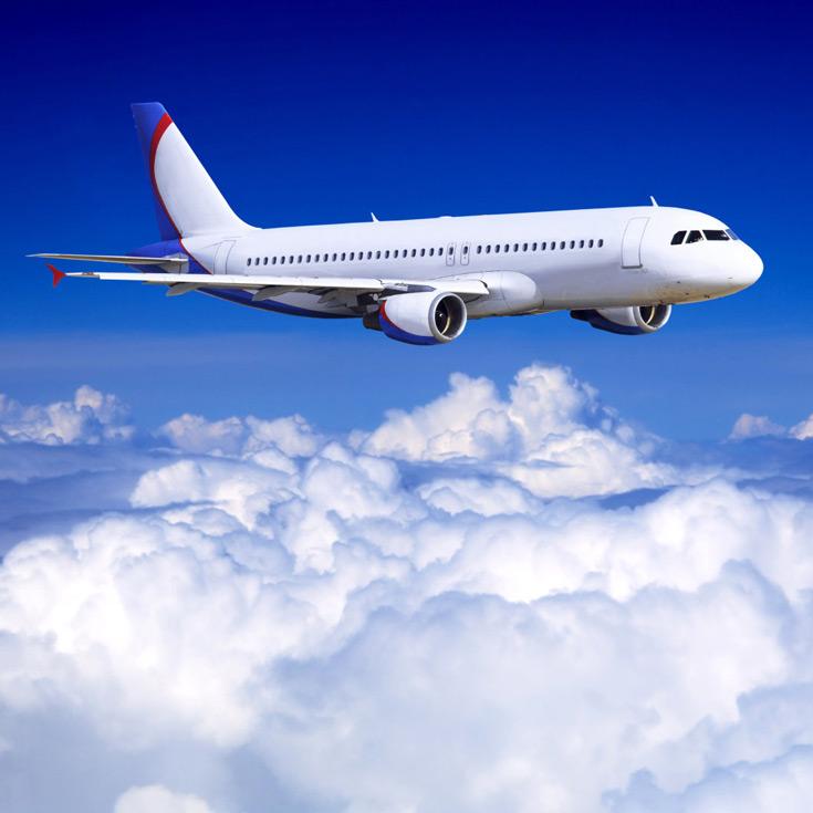 Воздушные трассы станут более «неровным»