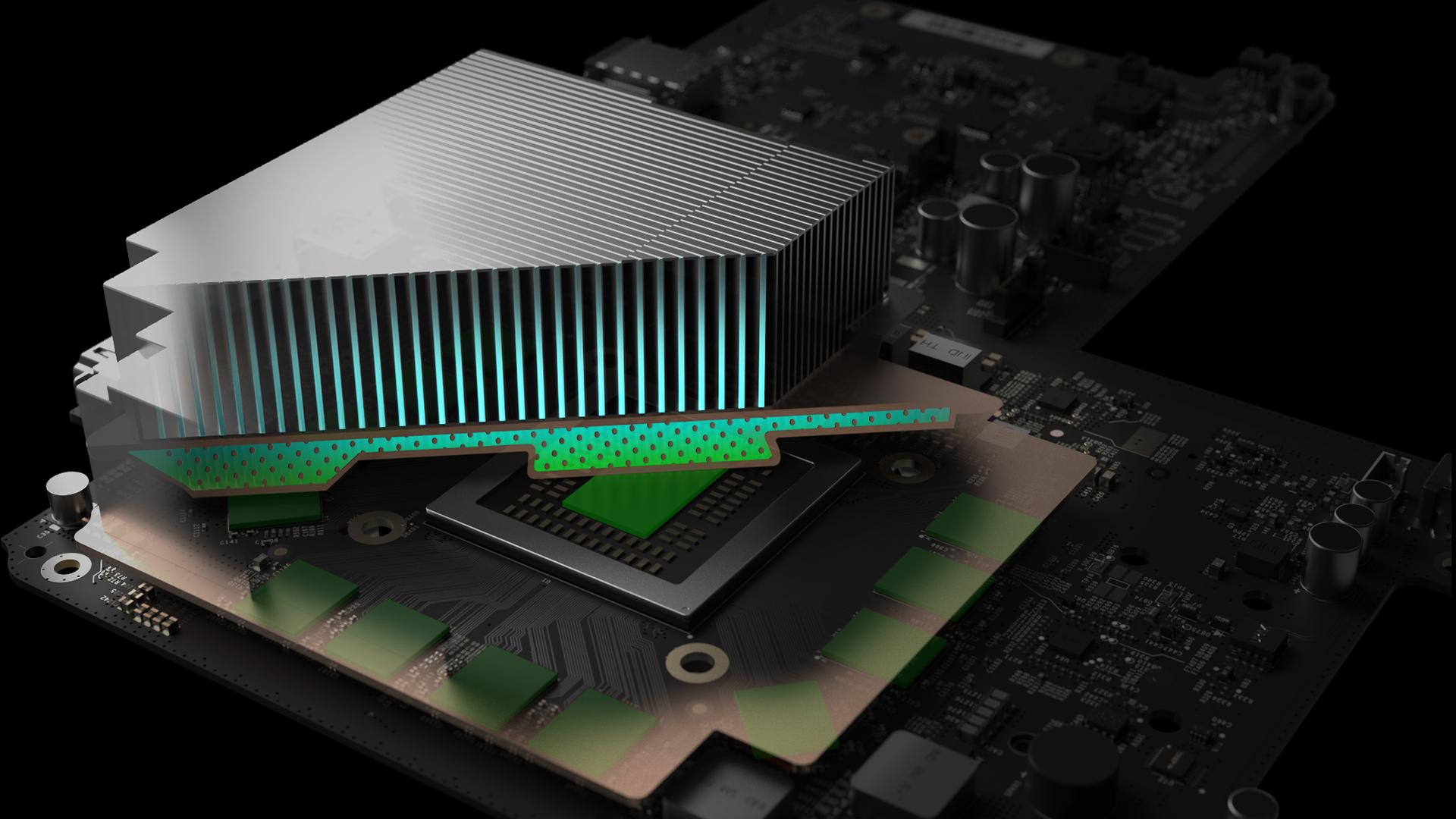 Project Scorpio: Microsoft раскрыла технические характеристики игровой консоли следующего поколения - 4