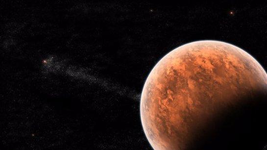 Показан концепт орбитального марсианского лагеря