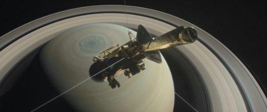 NASA уничтожит сатурнианский зонд, чтобы спасти чужой мир