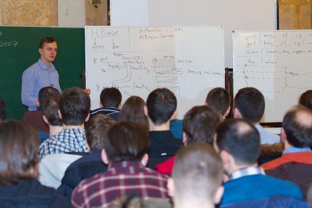 Курсы Computer Science клуба, весна 2017 - 1