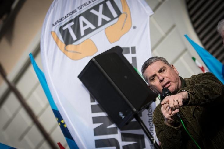 Uber не может больше работать в Италии