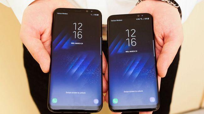Смартфон Samsung Galaxy S8 уже опережает Galaxy S7 по предзаказам в 5,5 раза