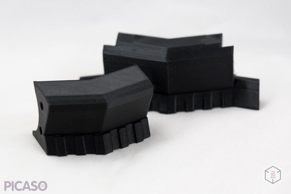 Как печатает Picaso 3D Designer X Pro - 10