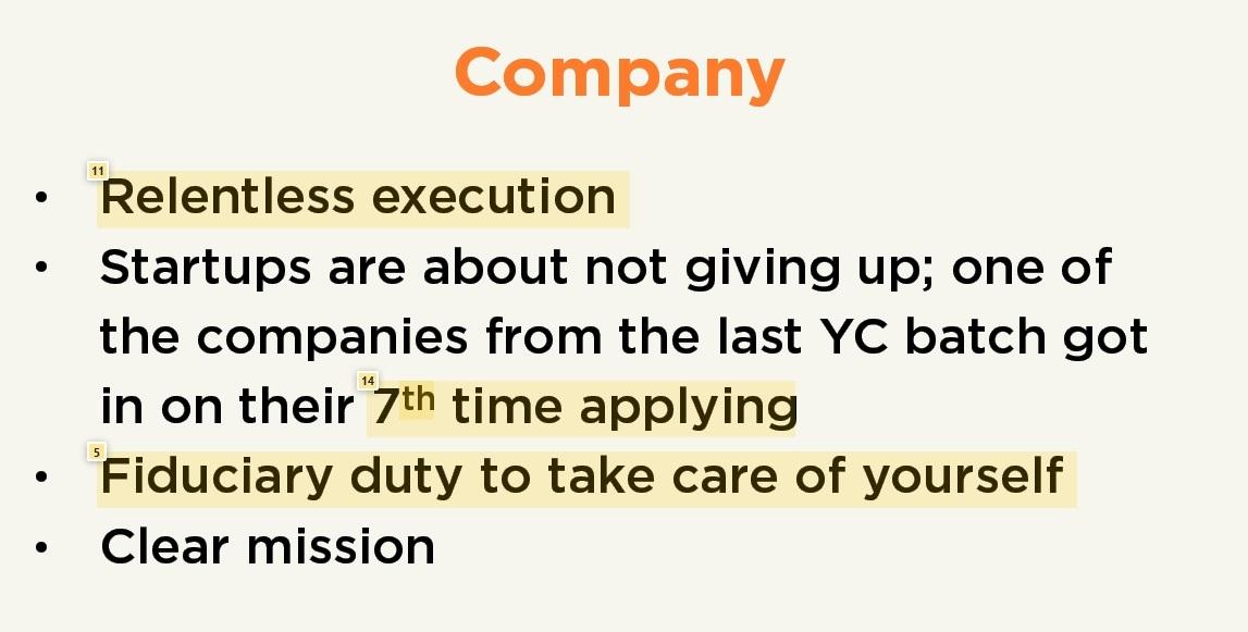 Школа стартапов 2017 от Y Combinator: «Зачем?» (часть вторая) - 10