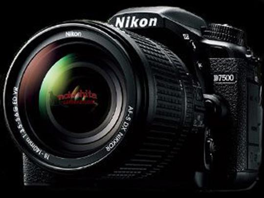 Анонс камеры Nikon D7500 ожидается на следующей неделе