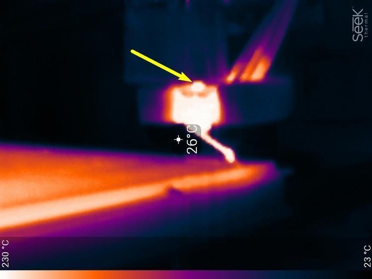Тепловизор в мастерской DI HALT'a - 14