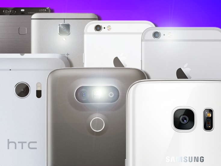 TrendForce оценили рынок смартфонов в первом квартале