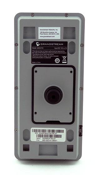 Новый SIP-домофон Grandstream GDS3710 - 3
