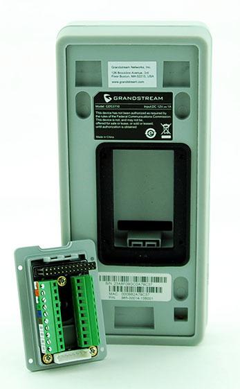 Новый SIP-домофон Grandstream GDS3710 - 4