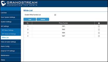 Новый SIP-домофон Grandstream GDS3710 - 8