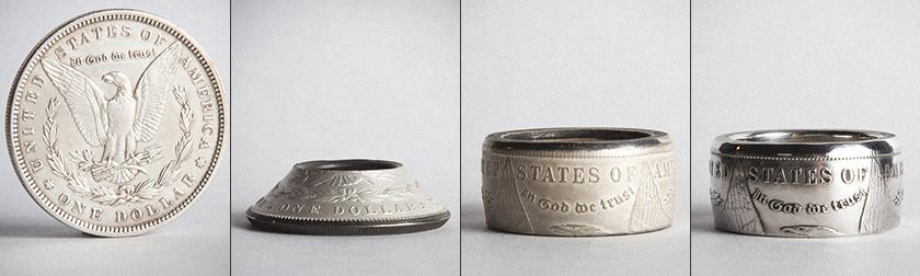 Полярное в декартово или при чём тут кольца из монет - 1