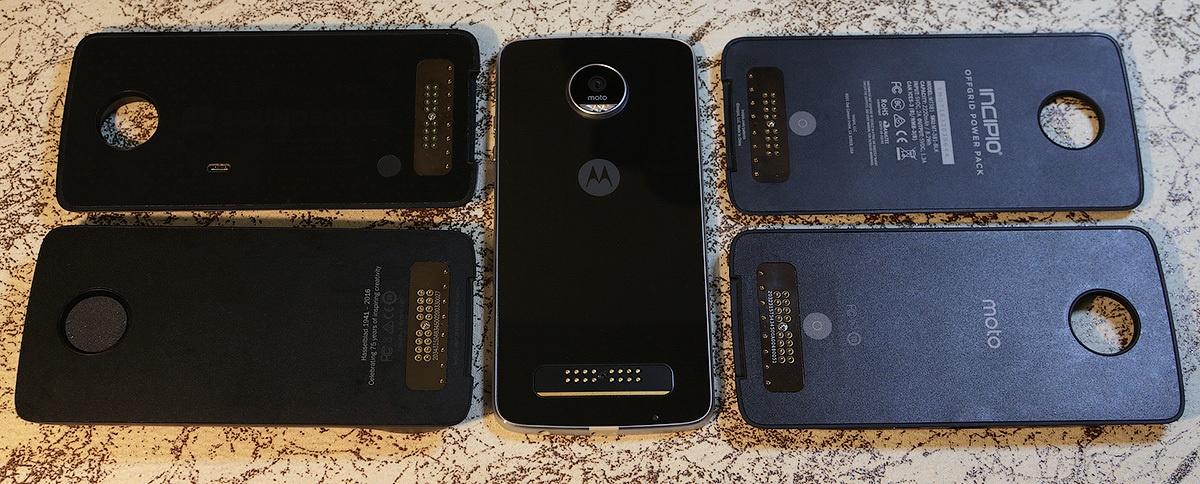 Moto mods: подробно обо всех четырех сменных модулях для смартфонов Moto Z и Z Play - 3