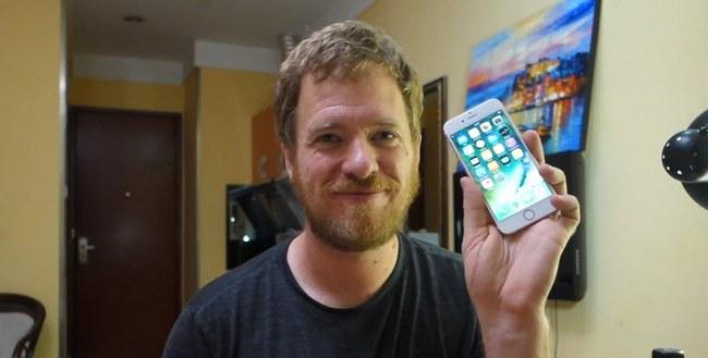 Энтузиаст потратил более $1000, собрав в Китае полностью функциональный iPhone 6s