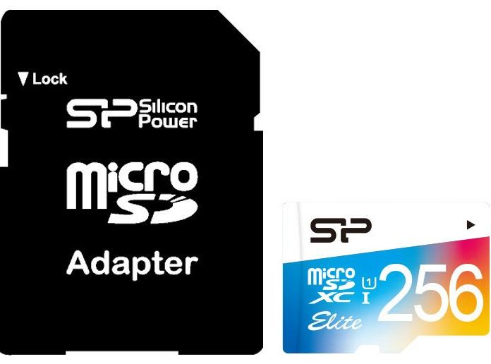 Представлены носители SP Superior Pro SDHC/SDXC UHS-I (U3) и SP Elite microSDHC/microSDXC UHS-I
