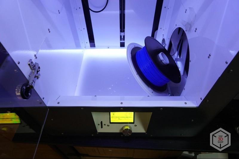 Обзор 3D-принтера Hercules Strong - 13