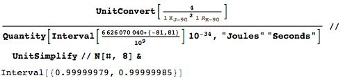 Почему на то, чтобы найти точное значение постоянной Планка, понадобилось 100 лет? - 118