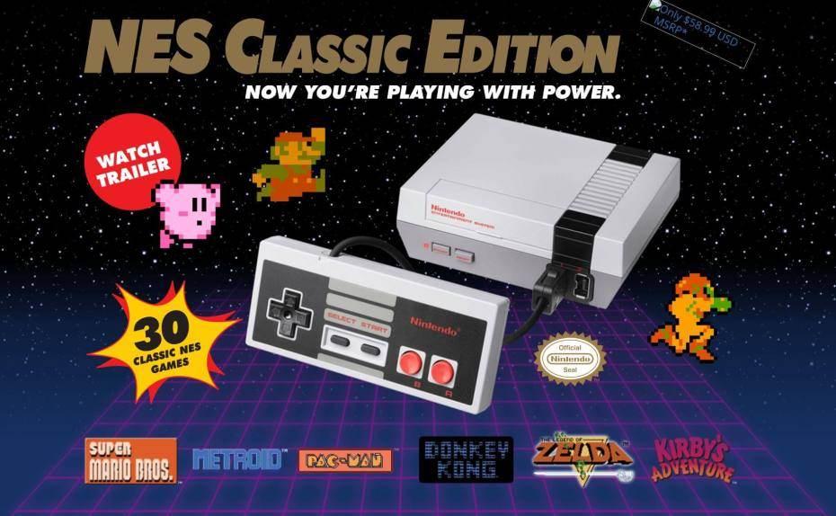 Nintendo прекращает выпуск отлично продающихся консолей NES Classic Edition - 1
