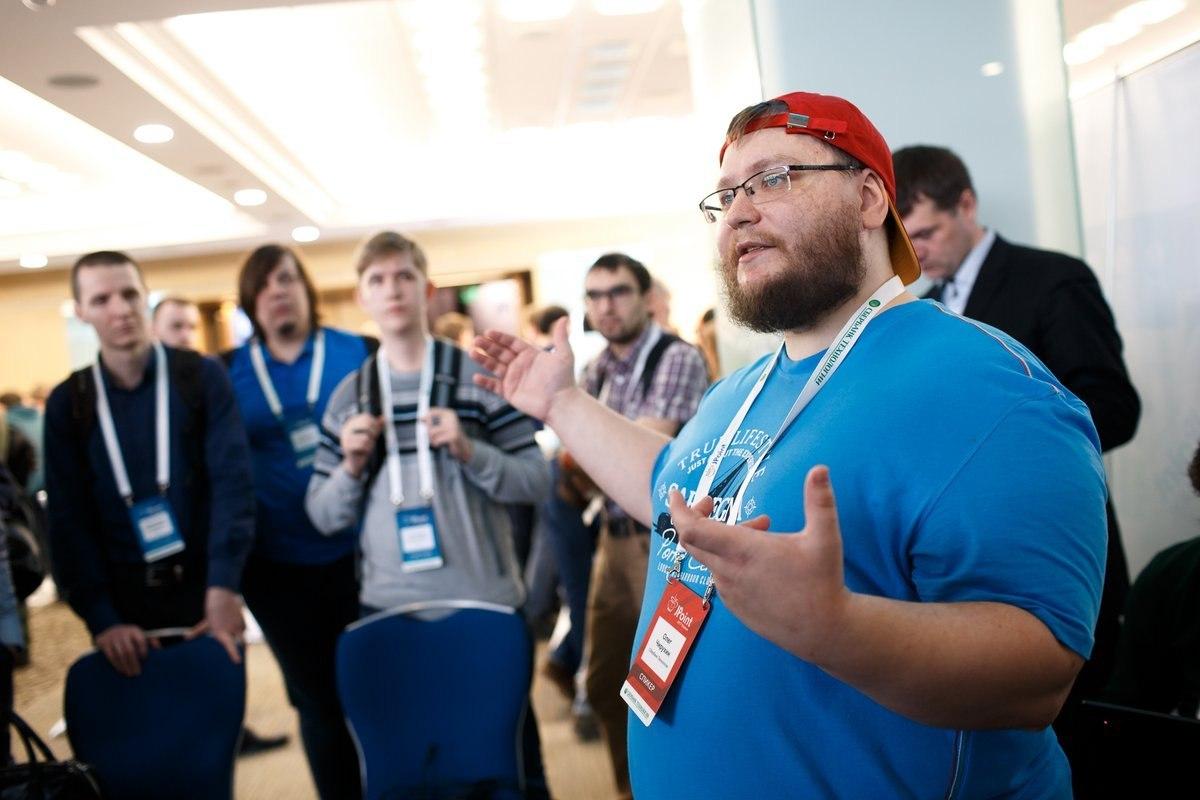 Два сапога Java: как прошли JBreak и JPoint 2017 - 10