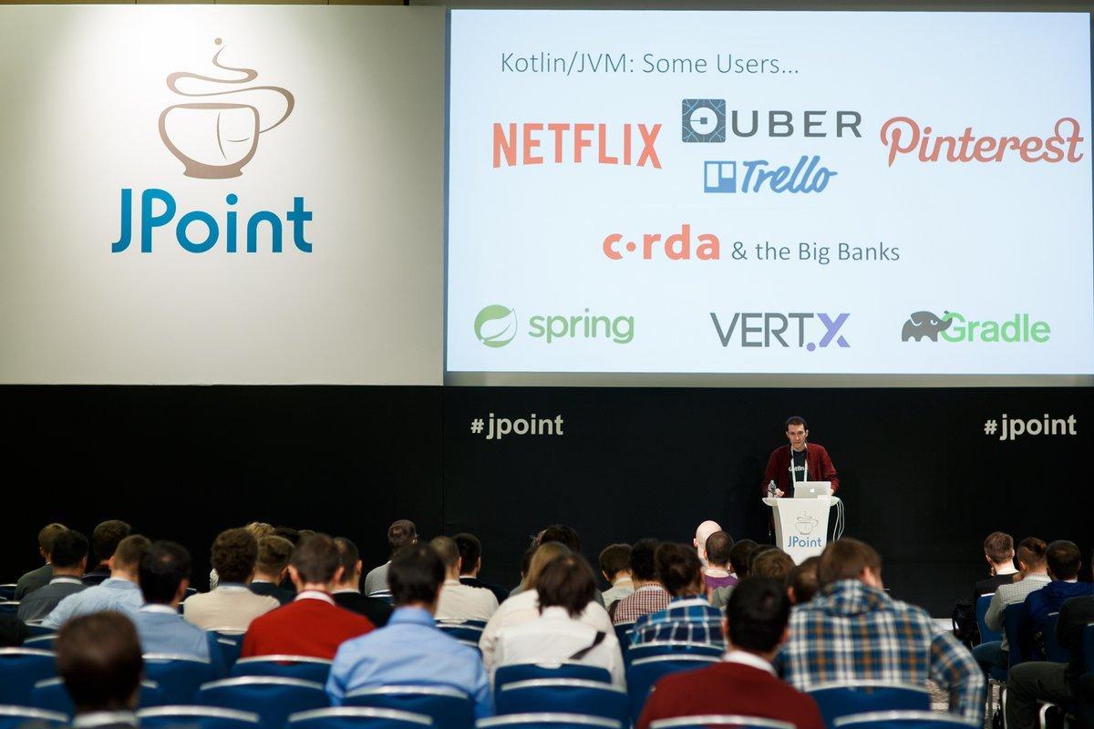 Два сапога Java: как прошли JBreak и JPoint 2017 - 11