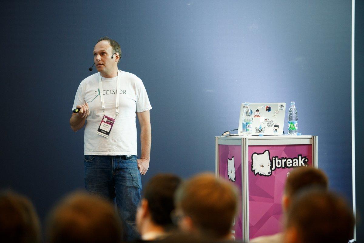 Два сапога Java: как прошли JBreak и JPoint 2017 - 8