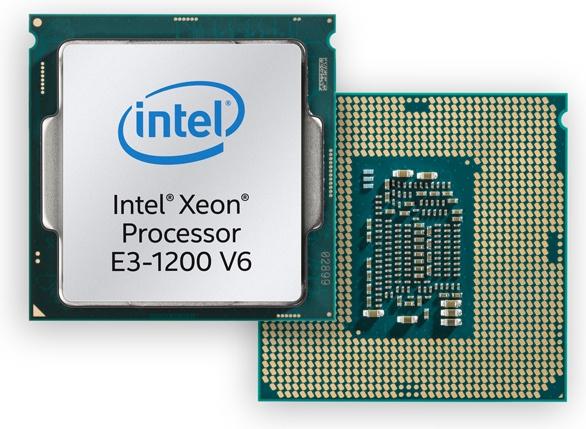 Процессоры Intel Xeon, модельный ряд весна-лето 2017 - 1