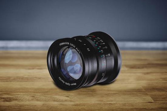 Primagon 24 станет первым объективом Meyer-Optik-Gorlitz, поддерживающим фокусировку на дальномерных камерах