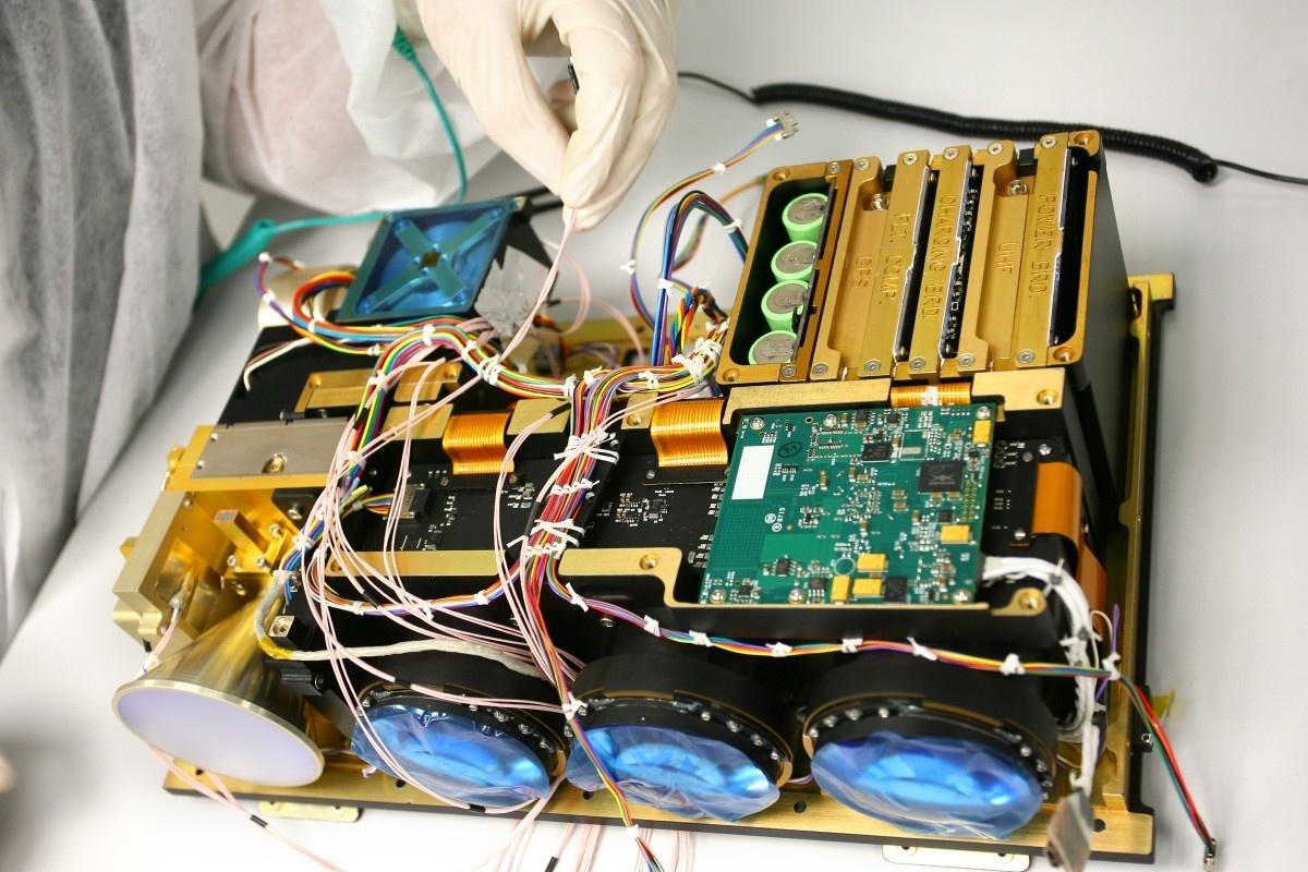 Использование COTS-технологий в космосе - 2