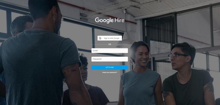 Google запускает новый сервис Hire