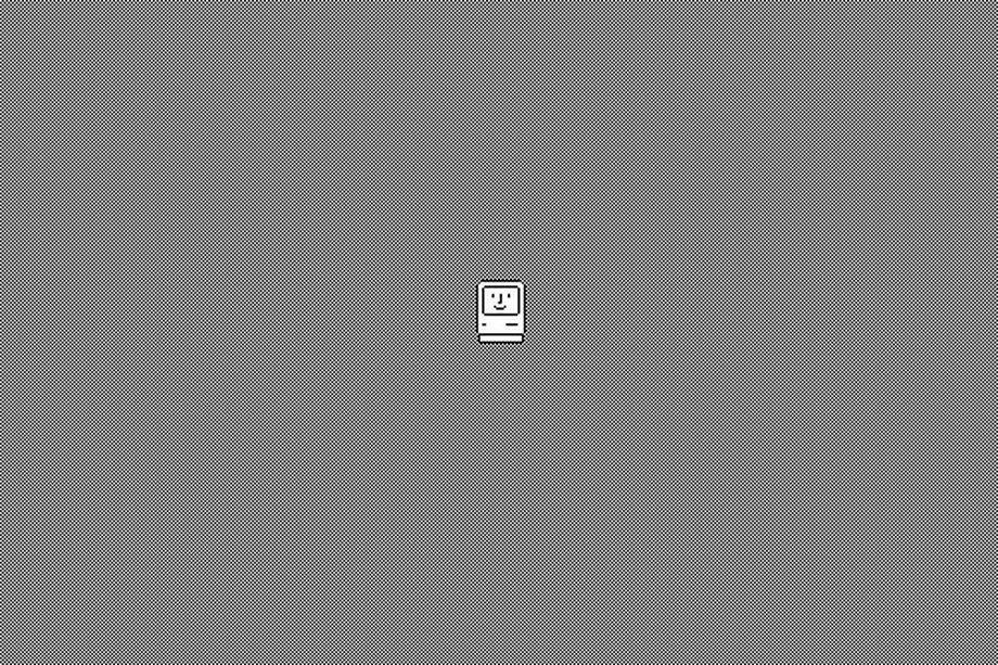 Internet Archive выпустил архив софта для первых Macintosh - 1