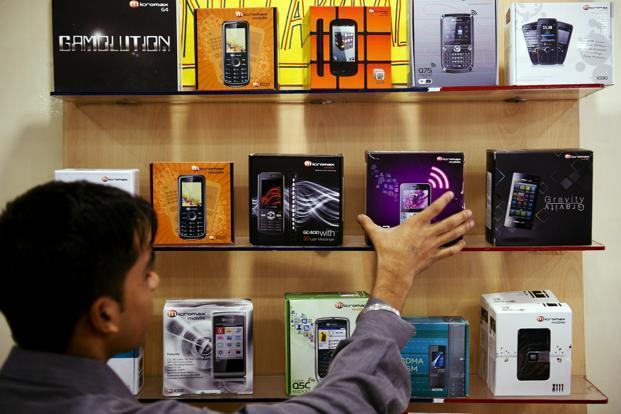 Производители смартфонов из Индии ожидают защиты правительства