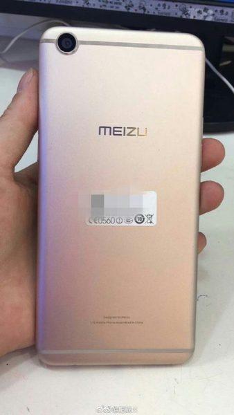 Meizu E2 может быть похож на iPhone