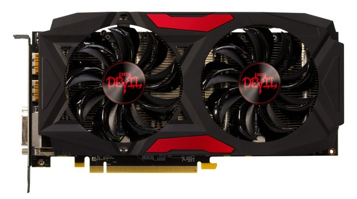 PowerColor выпустила четыре Radeon RX 580 в семействах Red Dragon и Red Devil