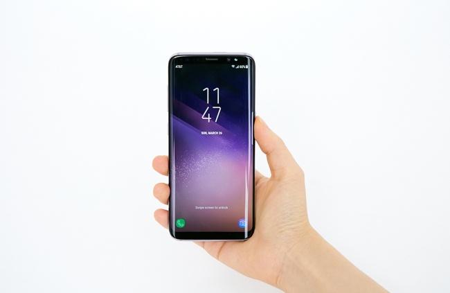 Samsung начала рассылку смартфонов Galaxy S8, собрав более 1 млн предзаказов только в Южной Корее