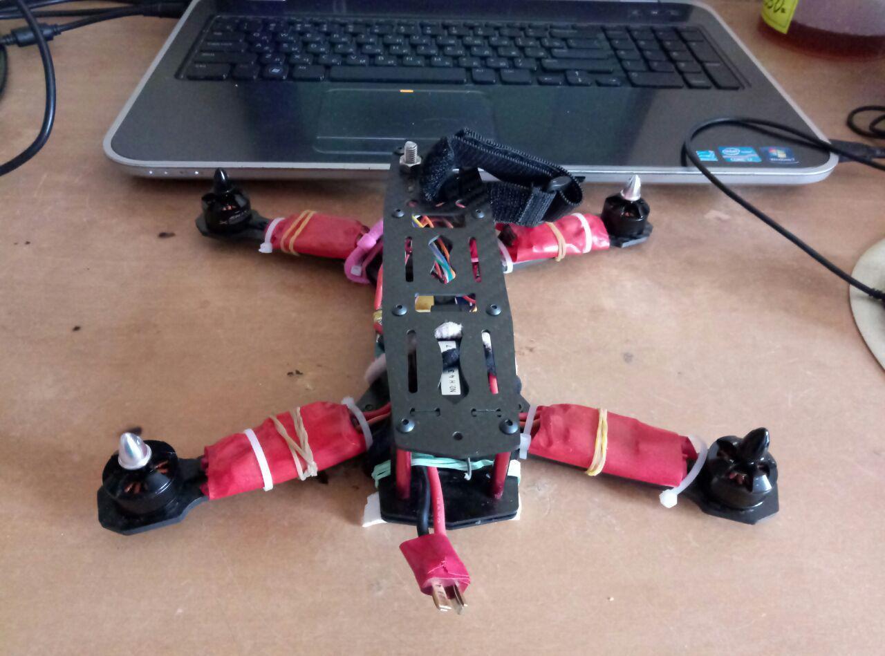 Как новичку собрать квадрокоптер ZMR250 - QAV250 с Aliexpress (1 часть) - 10