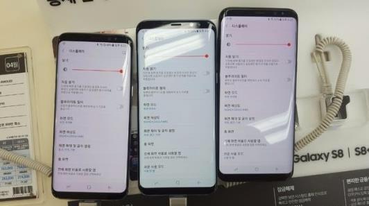 Производитель готов обменивать смартфоны Samsung Galaxy S8