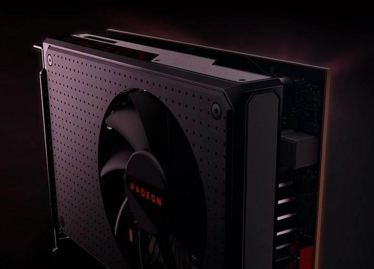 AMD представила новые видеокарты Polaris