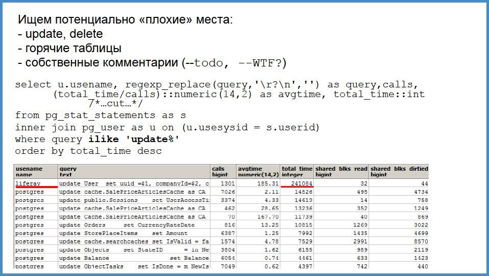 Сервер приложений на pl-pgsql - 21
