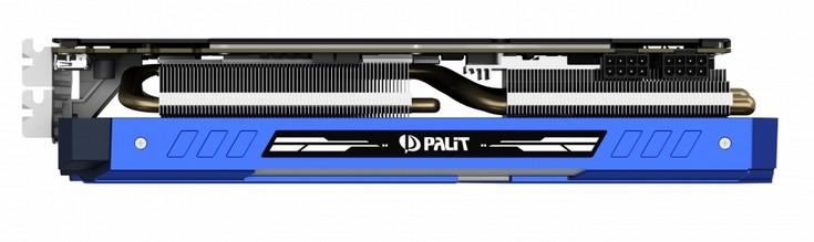 Palit представила адаптеры GTX 1080 Ti GameRock