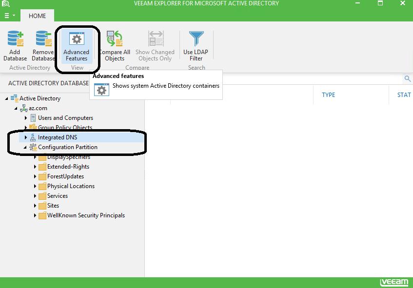 Восстановление объектов групповых политик (GPO) с помощью Veeam Explorer для Active Directory - 2