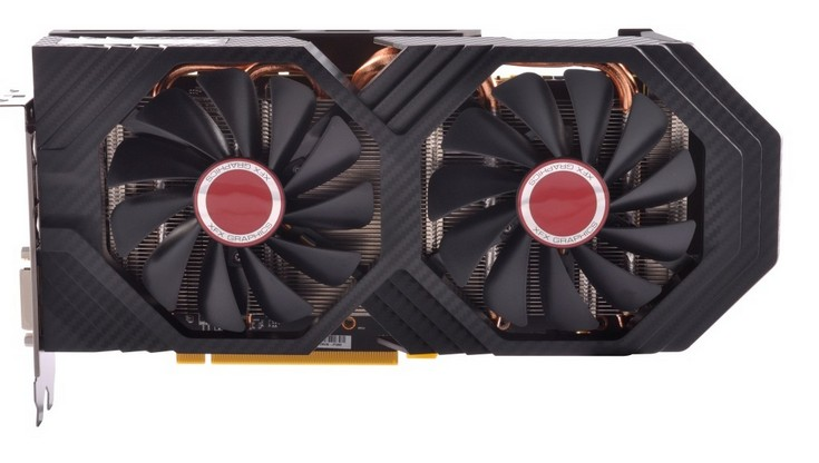 Radeon RX 580 производства XFX работают на ощутимо повышенных частотах