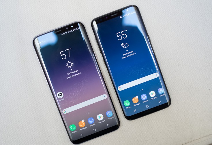 Платформа Samsung для смартфонов Galaxy S8 экономичнее решения Qualcomm