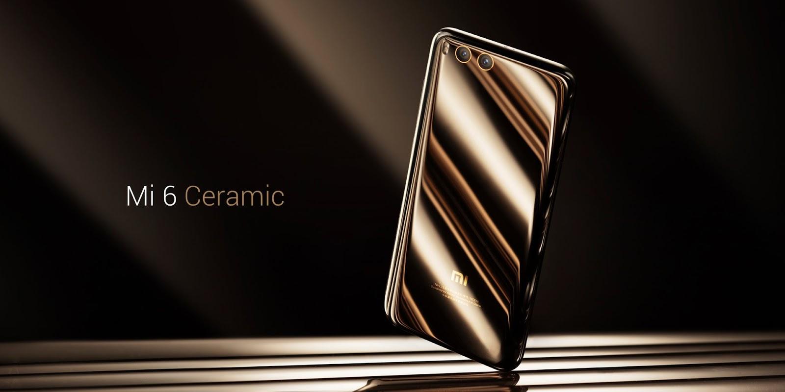 Дождались: Xiaomi Mi 6 представлен официально - 12