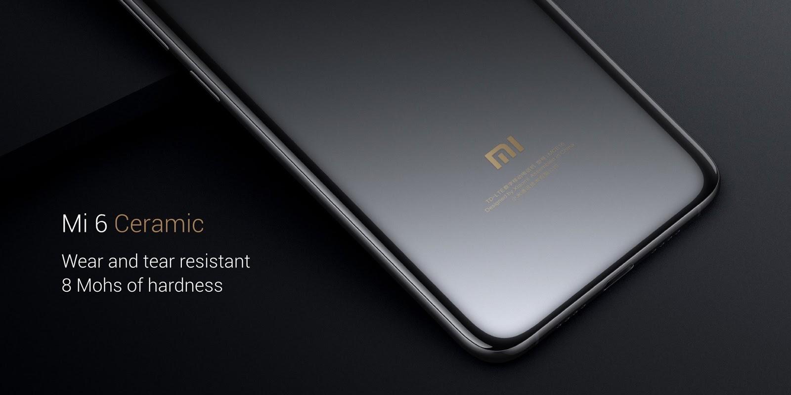 Дождались: Xiaomi Mi 6 представлен официально - 13